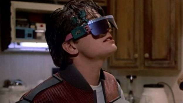 back to the future smartglasses
