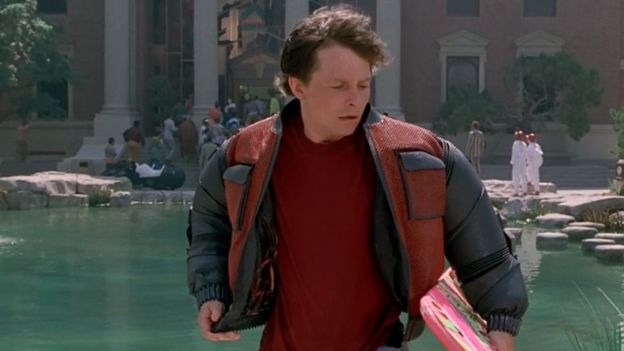 marty's talking jacket