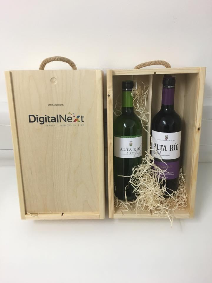 Digital next client gift