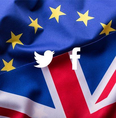 social media and eu referendum