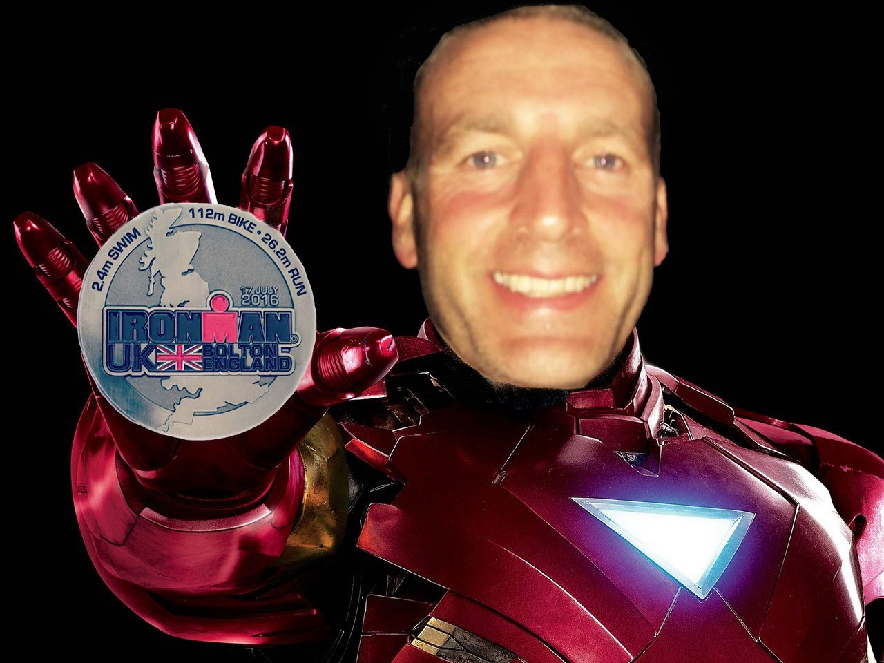 Andy Holt IronMan Digital Next