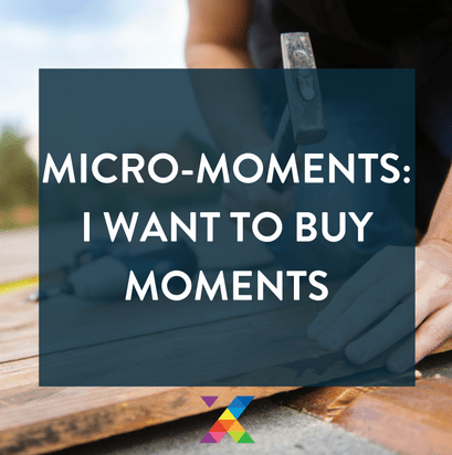 I Want to Buy Moments