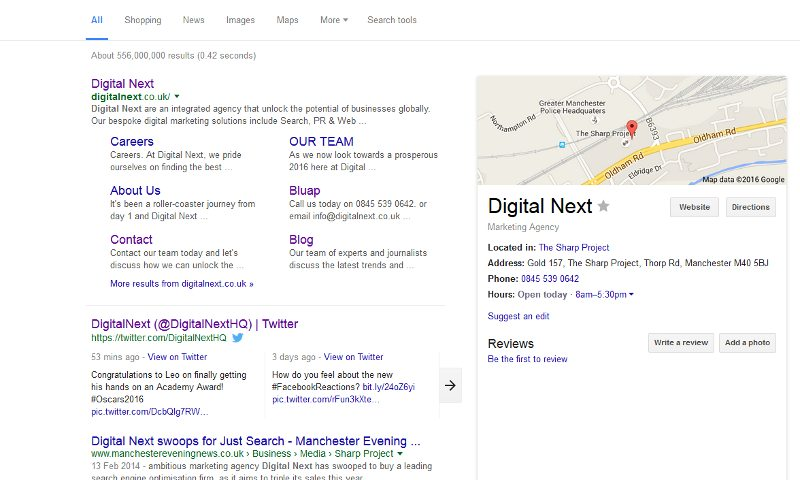 digital next knowledge graph-
