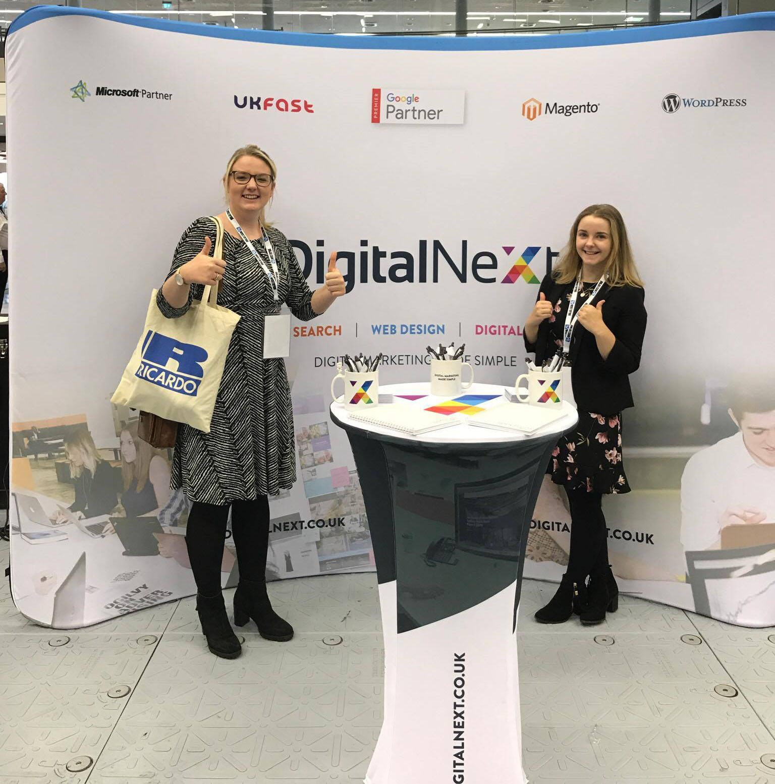 digital next stand rve expo